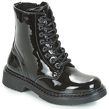 Παπούτσια Κορίτσι Μπότες Bullboxer LANA Black