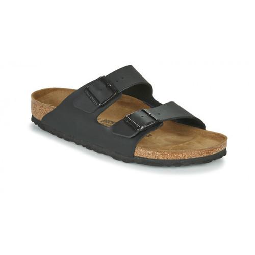 Παπούτσια Τσόκαρα Birkenstock ARIZONA Black