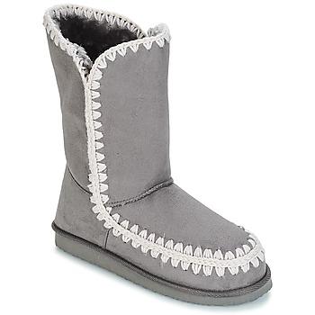 Παπούτσια Γυναίκα Μπότες για την πόλη Les Petites Bombes NATHALIE Grey