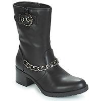 Παπούτσια Γυναίκα Μποτίνια LPB Shoes LOANNE Black