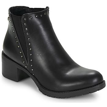 Παπούτσια Γυναίκα Μποτίνια LPB Shoes LAURA Black