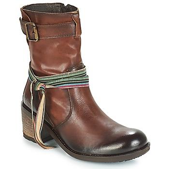 Παπούτσια Γυναίκα Μποτίνια Felmini URRACO Brown