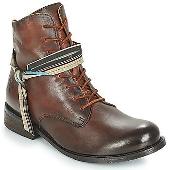 Παπούτσια Γυναίκα Μπότες Felmini SANTIAGO Brown
