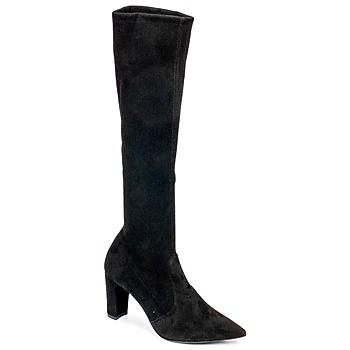 Παπούτσια Γυναίκα Μπότες για την πόλη Perlato JEANY Cam / Strech / Black