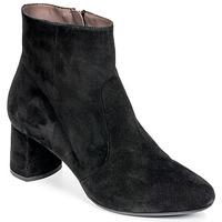 Παπούτσια Γυναίκα Μποτίνια Perlato JERANA Cam / Black