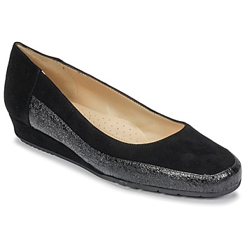 Παπούτσια Γυναίκα Μπαλαρίνες Perlato TRASA Ferrer / Cam / Black