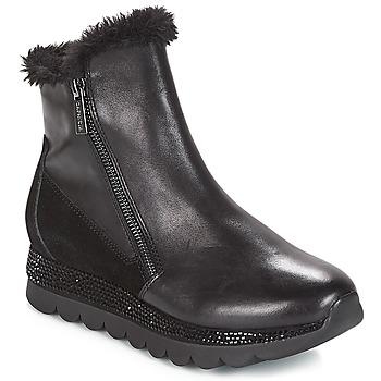 Παπούτσια Γυναίκα Μπότες Café Noir DEBARO Black