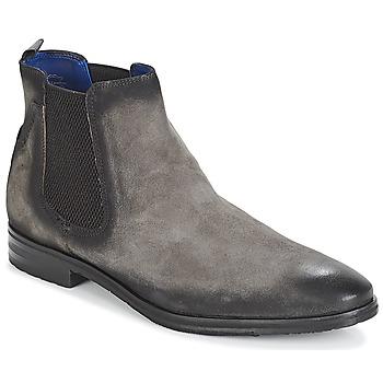 Παπούτσια Άνδρας Μπότες Daniel Hechter ZAFILO Grey