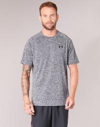 Υφασμάτινα Άνδρας T-shirt με κοντά μανίκια Under Armour UA TECH SS TEE Grey