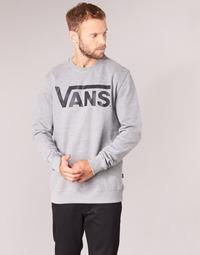 Υφασμάτινα Άνδρας Φούτερ Vans VANS CLASSIC CREW Grey