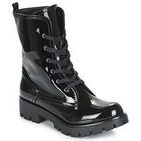 Παπούτσια Γυναίκα Μπότες Buffalo SKYLIGHT Black / Vernis