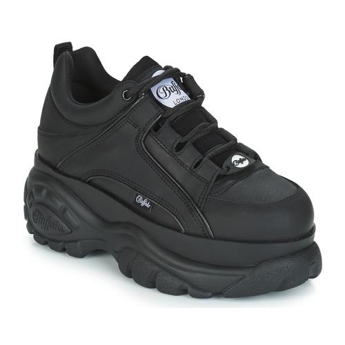 Παπούτσια Γυναίκα Χαμηλά Sneakers Buffalo NOUMERA Black