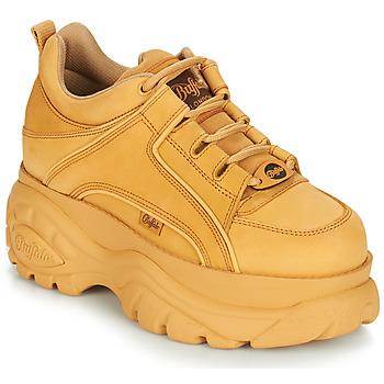 Παπούτσια Γυναίκα Χαμηλά Sneakers Buffalo NOUMERA Camel