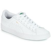 Παπούτσια Χαμηλά Sneakers Puma BASKET CLASSIC LFS.WHT Άσπρο