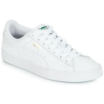 Xαμηλά Sneakers Puma BASKET CLASSIC LFS.WHT
