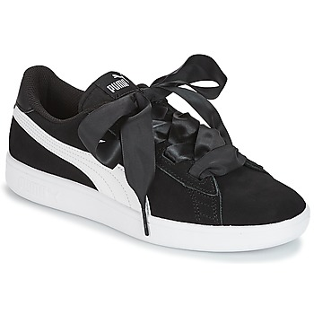 Xαμηλά Sneakers Puma JR PUMA SMASH RIBB.BLK