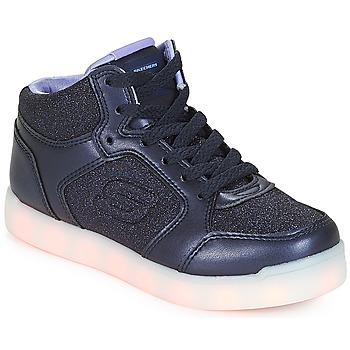 Παπούτσια Κορίτσι Ψηλά Sneakers Skechers ENERGY LIGHTS Navy