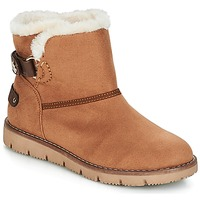Παπούτσια Γυναίκα Μπότες Tom Tailor SIDYA Camel