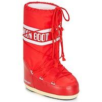 Παπούτσια Γυναίκα Snow boots Moon Boot NYLON Red