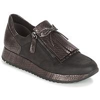 Παπούτσια Γυναίκα Χαμηλά Sneakers Tamaris DIVA Black