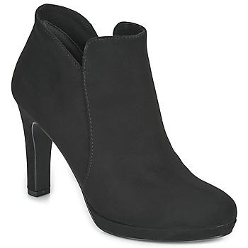 Παπούτσια Γυναίκα Μποτίνια Tamaris LYCORIS Black