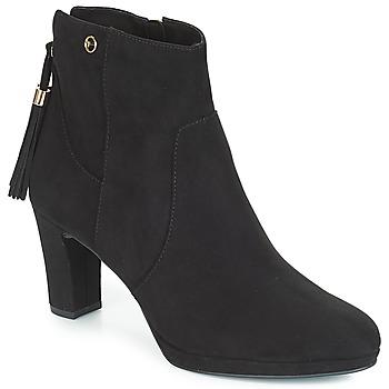 Παπούτσια Γυναίκα Μποτίνια Tamaris MAURA Black
