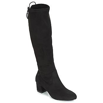 Παπούτσια Γυναίκα Μπότες για την πόλη Tamaris PEDAS Black