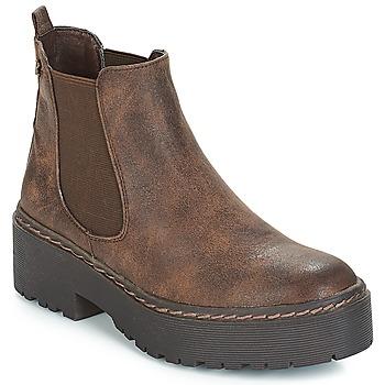 Παπούτσια Γυναίκα Μπότες Refresh SOBAO Brown