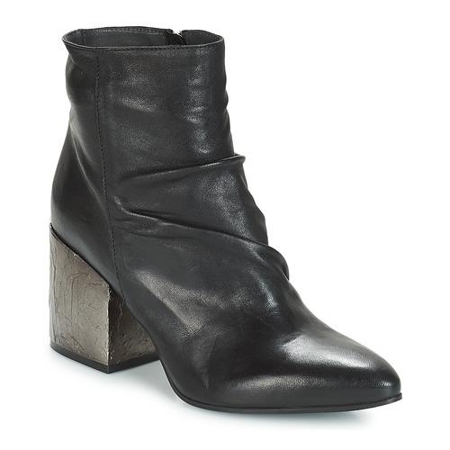 Παπούτσια Γυναίκα Μποτίνια Now BOLOGNA Black