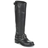 Παπούτσια Γυναίκα Μπότες για την πόλη Mimmu MELVYN Black