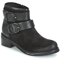 Παπούτσια Γυναίκα Μπότες Mimmu MYLANN Black