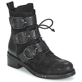Παπούτσια Γυναίκα Μπότες Mimmu MOEZ Black