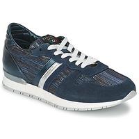 Παπούτσια Γυναίκα Χαμηλά Sneakers Serafini LOS ANGELES Μπλέ