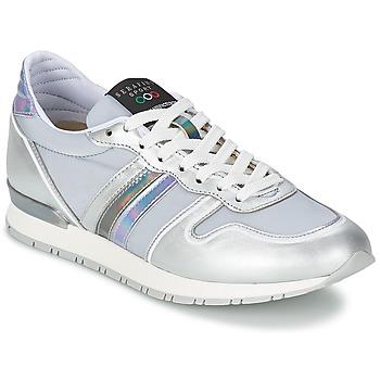 Παπούτσια Γυναίκα Χαμηλά Sneakers Serafini LOS ANGELES ΑΣΗΜΙ / Grey