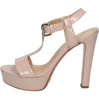 Παπούτσια Γυναίκα Σανδάλια / Πέδιλα Mi Amor BY169 Ροζ