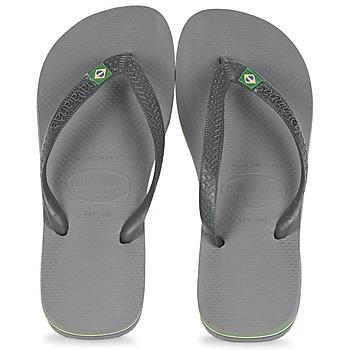 Παπούτσια Σαγιονάρες Havaianas BRASIL Grey