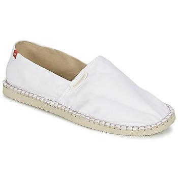 Παπούτσια Εσπαντρίγια Havaianas ORIGINE II άσπρο