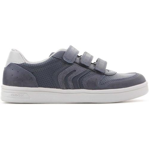 Παπούτσια Γυναίκα Χαμηλά Sneakers Geox Djrock J825VB 0BCCL C4002 navy