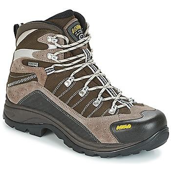 Παπούτσια Άνδρας Πεζοπορίας Asolo DRIFTER EVO GV Brown / Grey