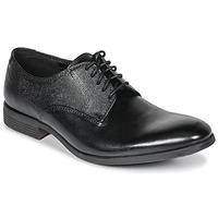 Παπούτσια Άνδρας Derby Clarks GILMORE Μαυρο / Leather