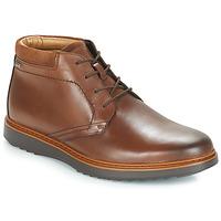 Παπούτσια Άνδρας Μπότες Clarks UN Brown