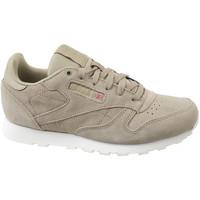 Παπούτσια Παιδί Sneakers Reebok Sport Cl Leather Mcc Beige
