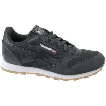 Παπούτσια Παιδί Χαμηλά Sneakers Reebok Sport Cl Leather Mcc Grise