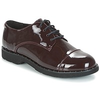 Παπούτσια Γυναίκα Derby Coolway PARIS Bordeaux / Vernis