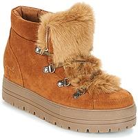 Παπούτσια Γυναίκα Μπότες Coolway OSLO Camel