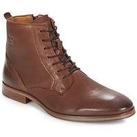 Παπούτσια Άνδρας Μπότες Kost NICHE 1 Cognac