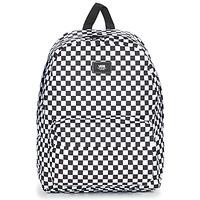 Τσάντες Σακίδια πλάτης Vans OLD SKOOL II BACKPACK Black / άσπρο