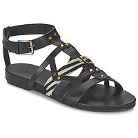 Παπούτσια Γυναίκα Σανδάλια / Πέδιλα Vic GINKO ACHANTUS Black