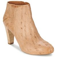 Παπούτσια Γυναίκα Μποτίνια Vic RIBE INTAGLIATO Brown