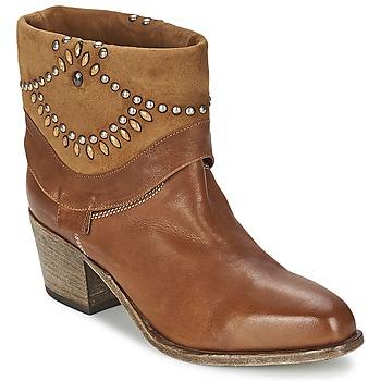 Παπούτσια Γυναίκα Μποτίνια Vic AGAVE Brown